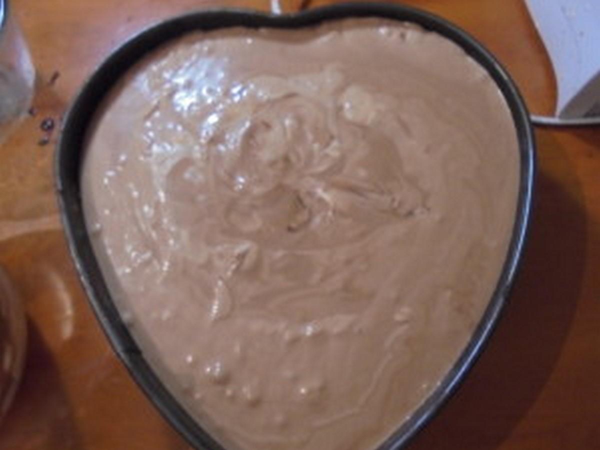 Торт три шоколада рецепт пошаговое фото