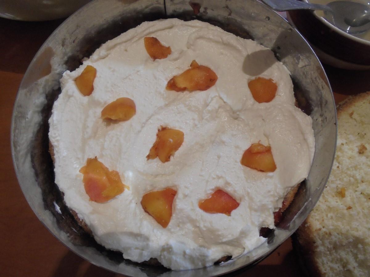 Торты из творога рецепты пошагово