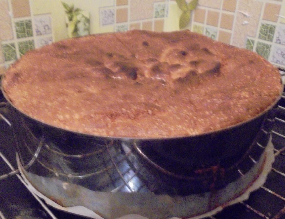 Торт в духовке дома с фото