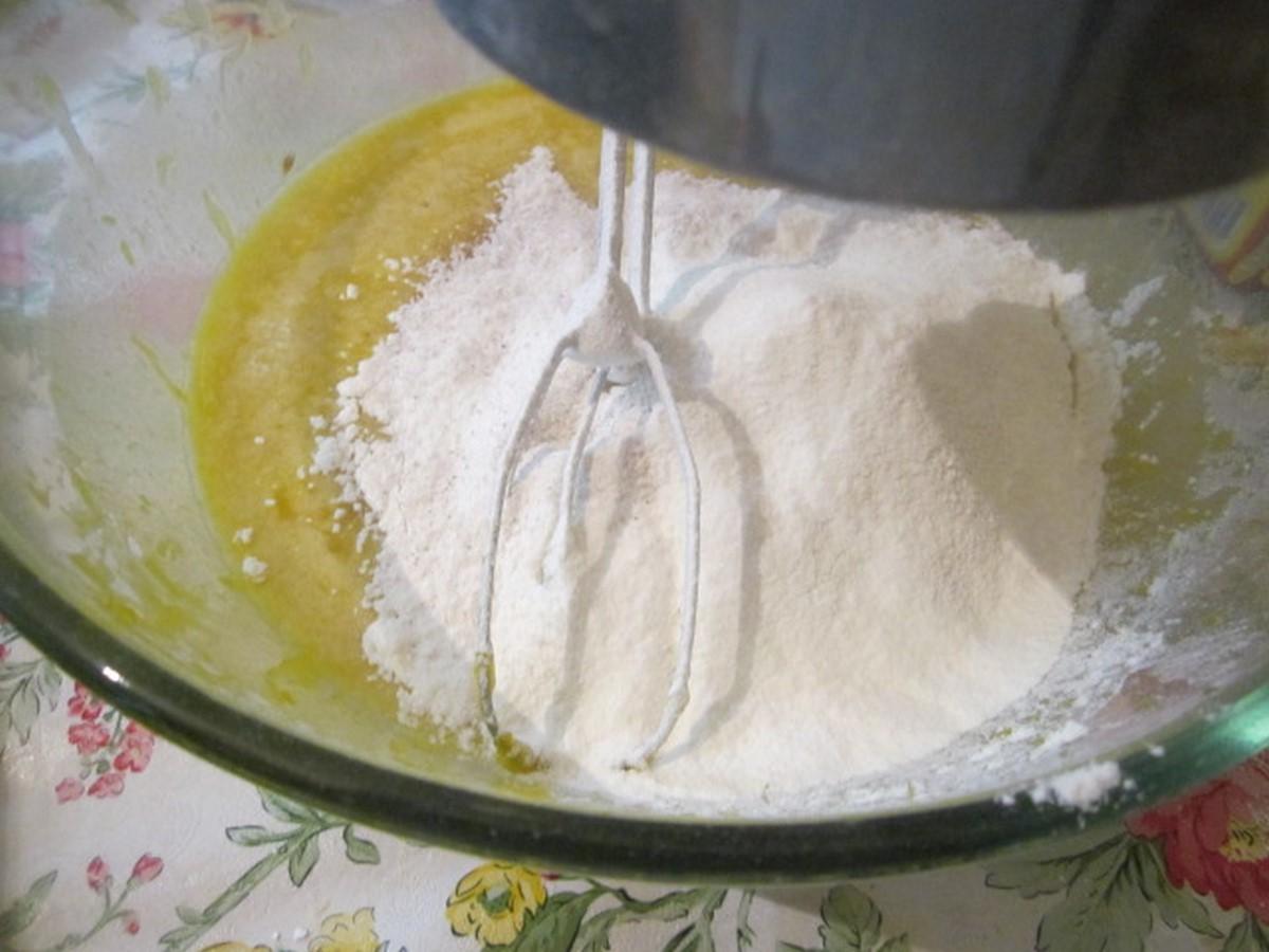 Воздушное тесто на кефире пошаговый рецепт