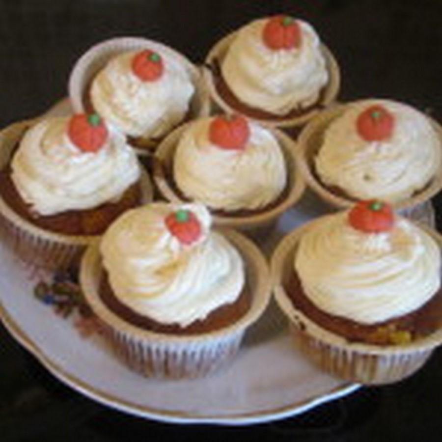 Кексы из тыквы на кефире — рецепт с фото. Как испечь вкуснейший тыквенный кекс