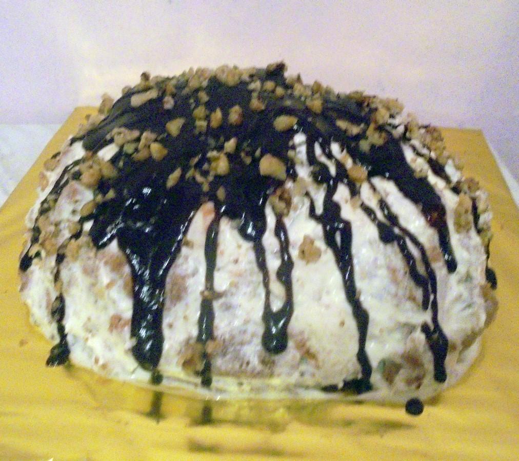 Торт панчо с пошаговый рецепт с
