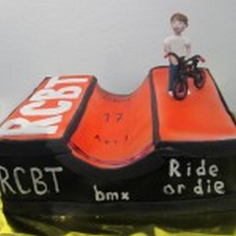 Новый тортик. BMX — катай или умри!