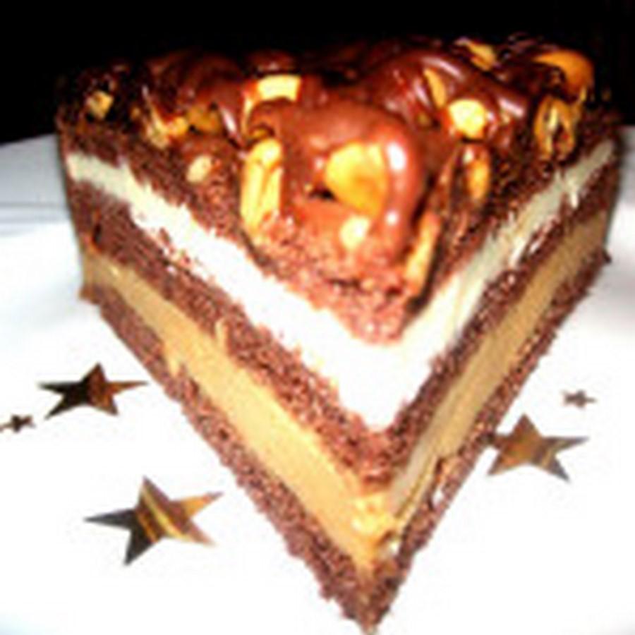Торт «Сникерс» — рецепт с фото пошагово в домашних условиях. Очень вкусно!