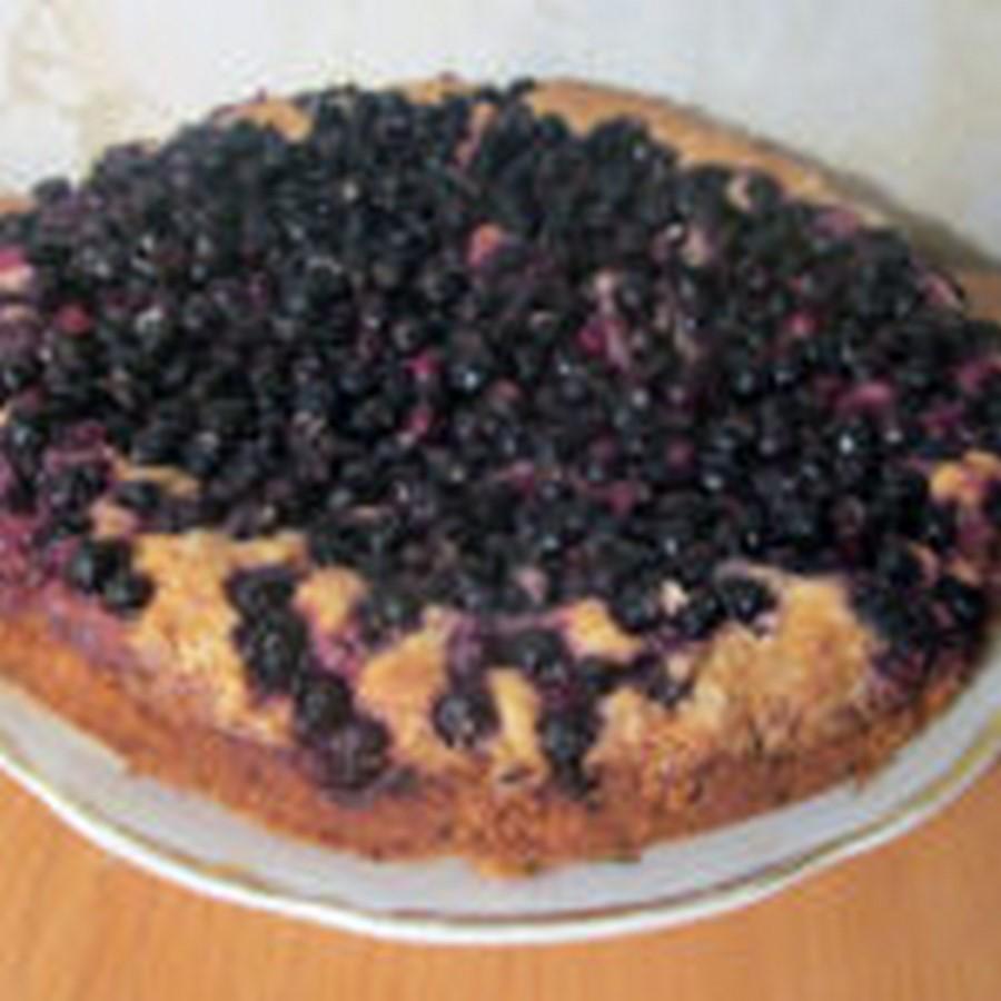 Пирог с ягодами, по рецепту Финдуса. Сделает даже ребенок!