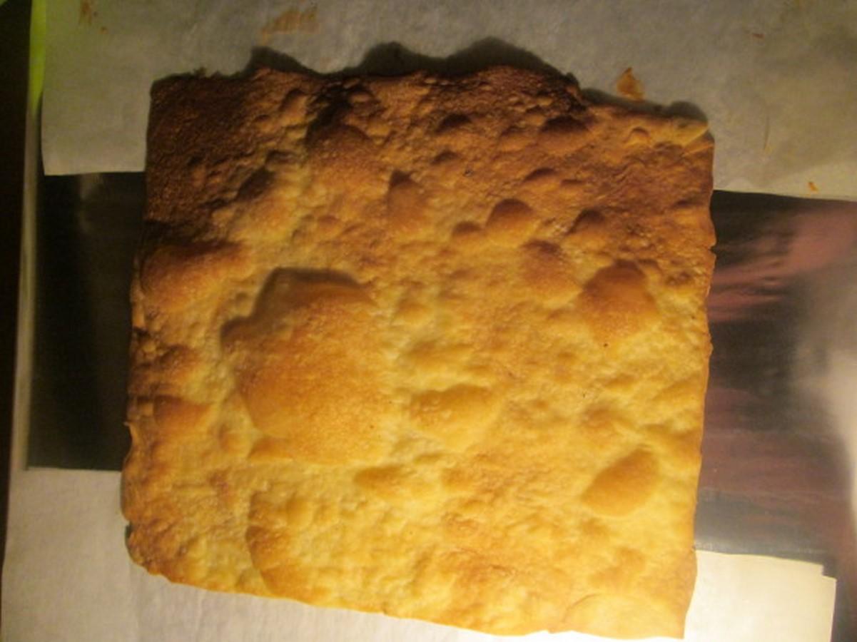 Торт наполеон рецепт с пошагово из слоеного теста