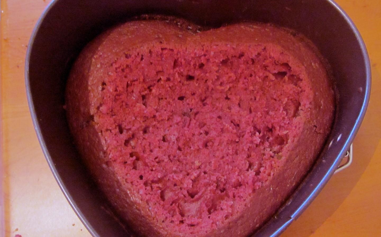 Бисквит красный бархат рецепт пошагово