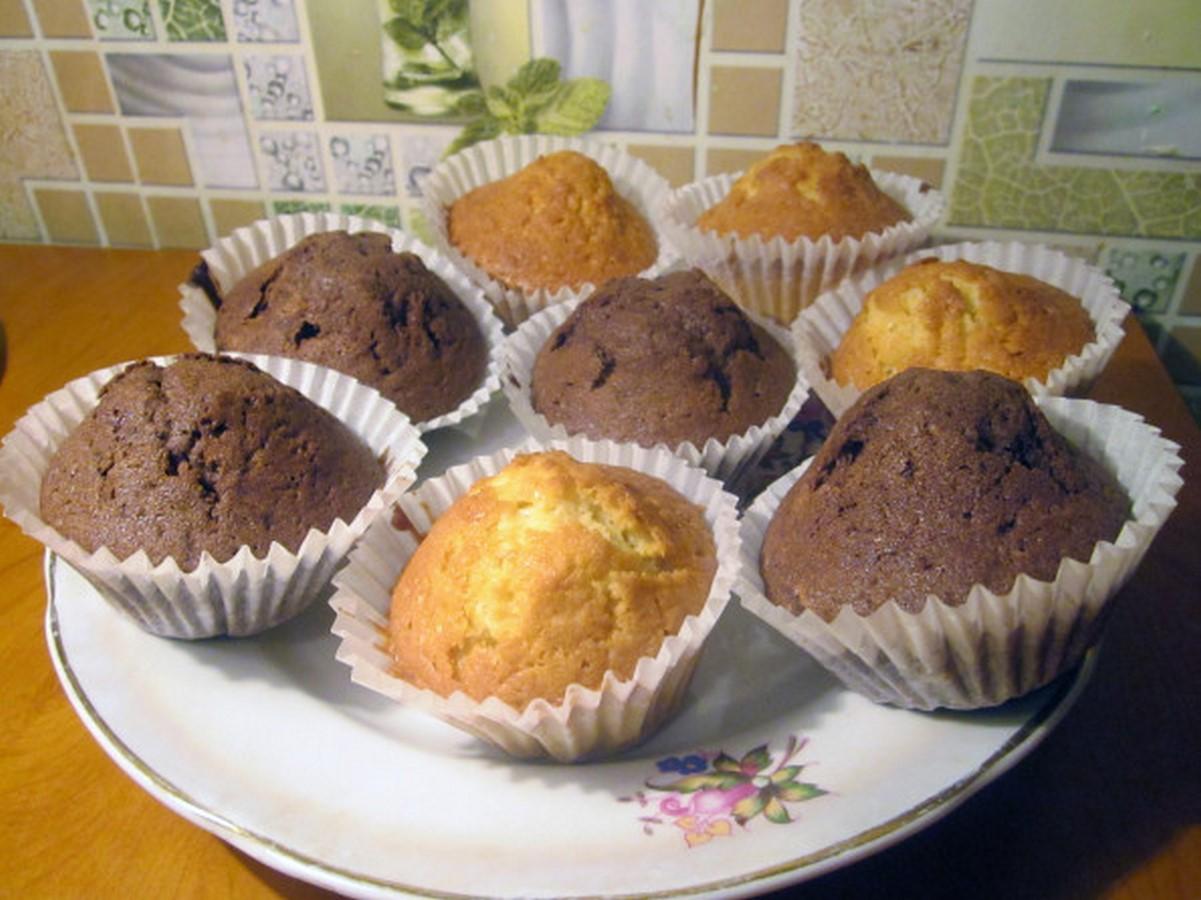 Пирожные рецепт с пошаговым фото