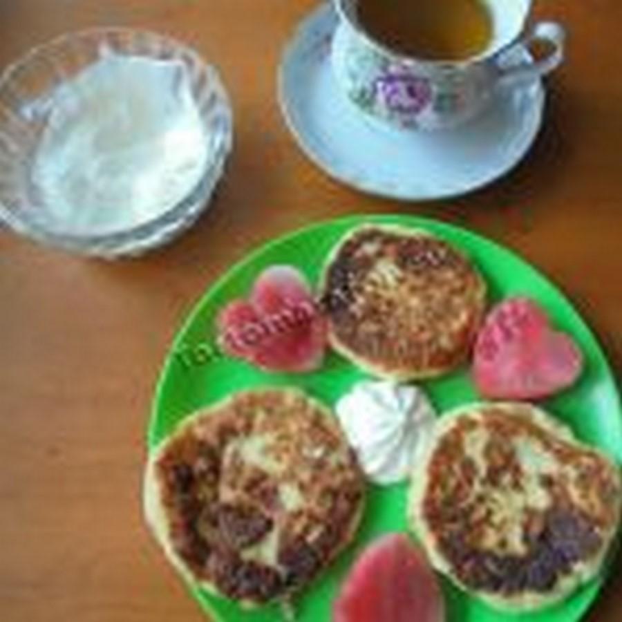 Как приготовить пышные сырники из творога — пошаговый рецепт с фото