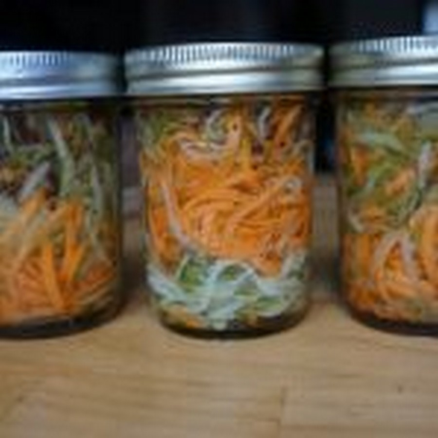 Как приготовить салат из кабачков и моркови на зиму? Консервирование кабачков на зиму без стерилизации
