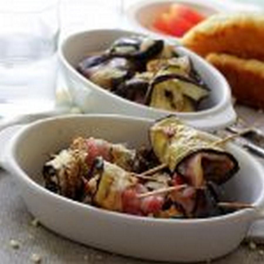 Кабачки и баклажаны на гриле или на мангале — рецепты с фото