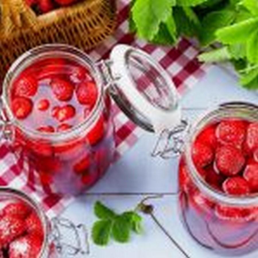 Варенье из клубники без варки ягод. Клубничное варенье без варки ягод — лучший рецепт