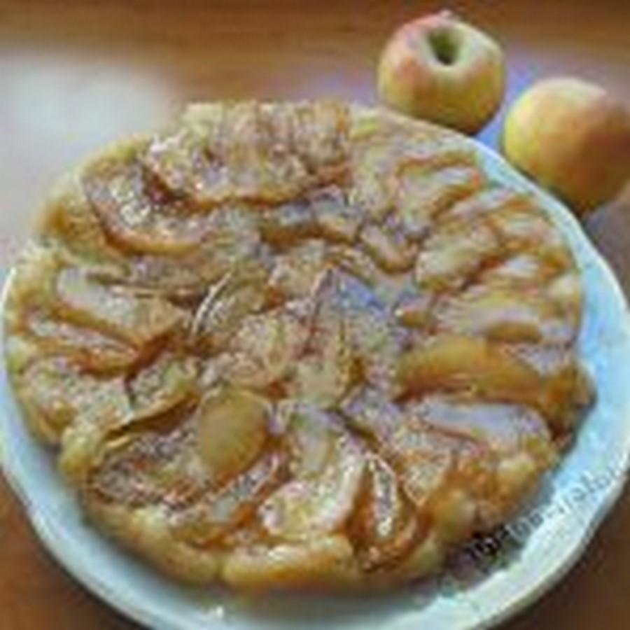Тарт Татен с яблоками — классический рецепт с фото. Готовим яблочный пирог перевертыш с карамелью