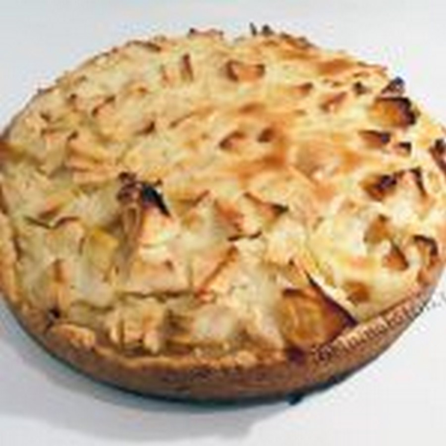 Цветаевский пирог с яблоками — пошаговое приготовление