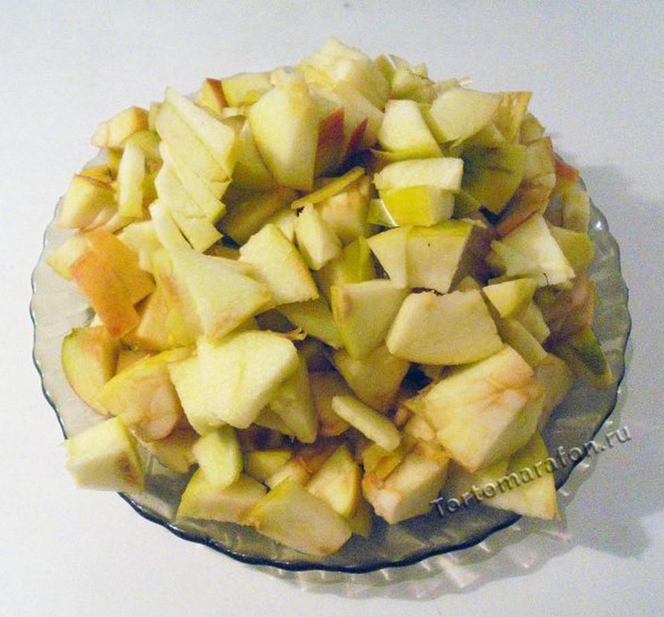 цветаевский пирог с яблоками tortomarafon.ru