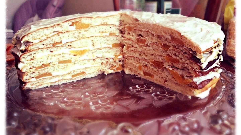 Торт молочная девушка рецепт с фото пошагово