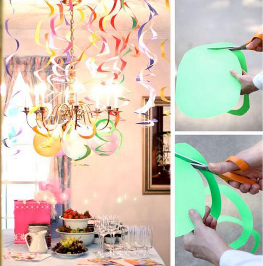 Оригинальные идеи на детский праздник своими руками