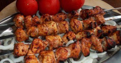 Шашлык из курицы: 8 рецептов самых вкусных маринадов, чтобы мясо было мягким