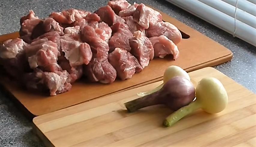 Как сделать мягкий сочный шашлык