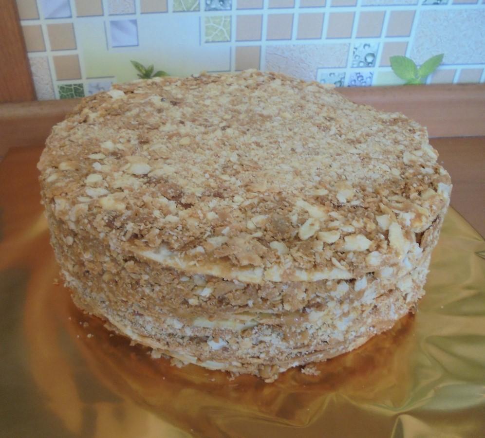 Как приготовить классический торт Наполеон 36