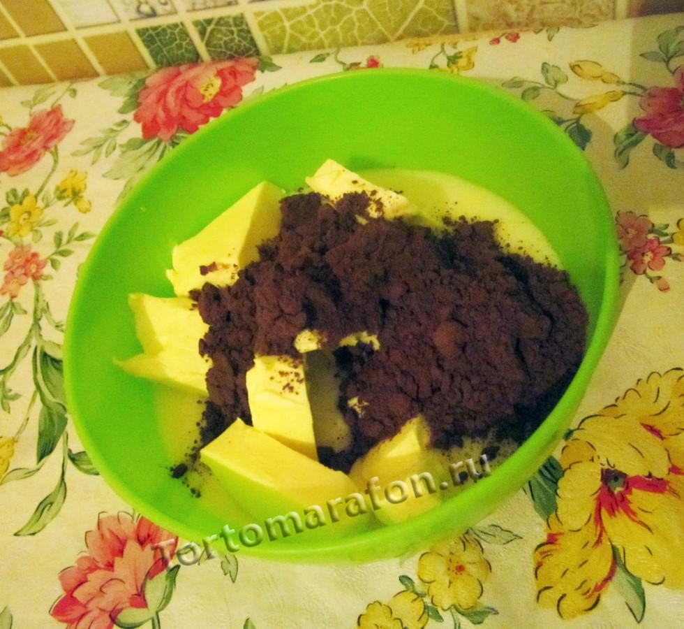 Легкий бисквитный торт рецепт с фото со сметанным кремом