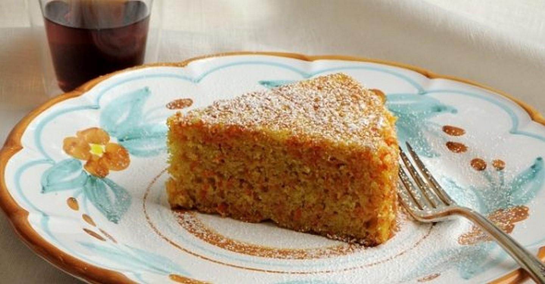 морковный пирог с фото пошагово