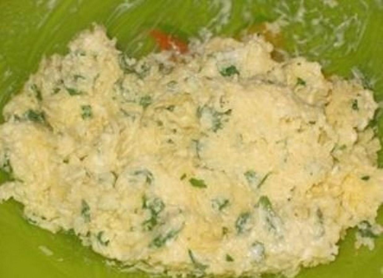 рулеты из баклажанов с сыром и чесноком