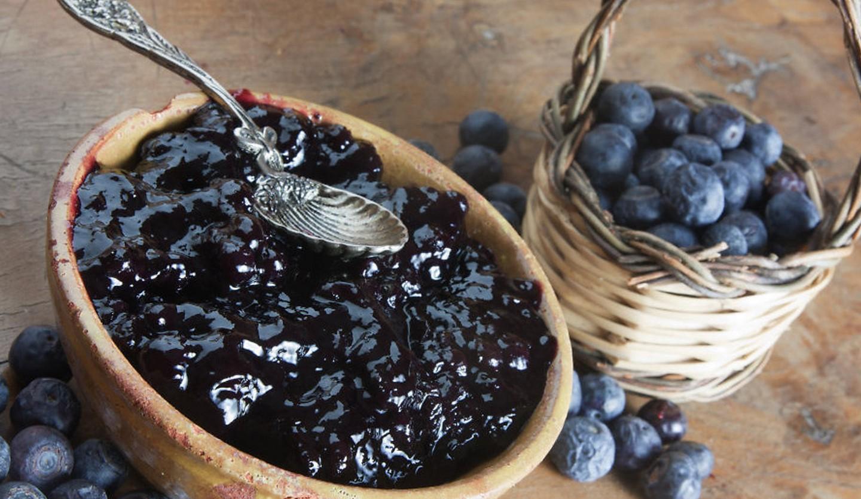 рецепт черничного варенья на пять литров ягоды