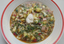 Окрошка – классический рецепт с колбасой на квасе