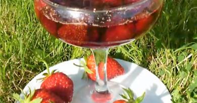 Клубничное варенье без варки ягод — лучший рецепт. Варим густое варенье на зиму