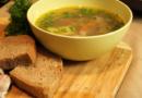 Рассольник — 6 рецептов классического рассольника с перловкой или рисом и солеными огурцами