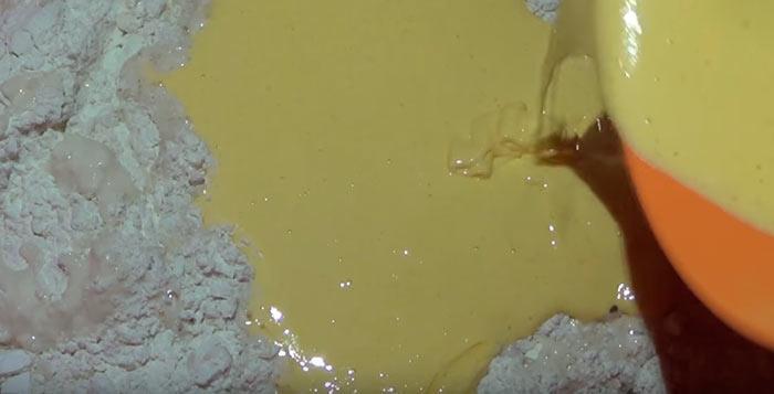 пасхальный кулич на сухих дрожжах в духовке